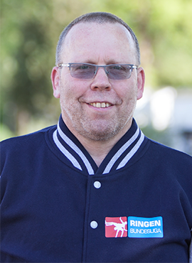 Trainer Andreas Jung
