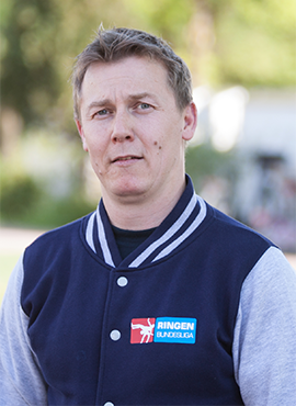 Trainer Michael Kriebel